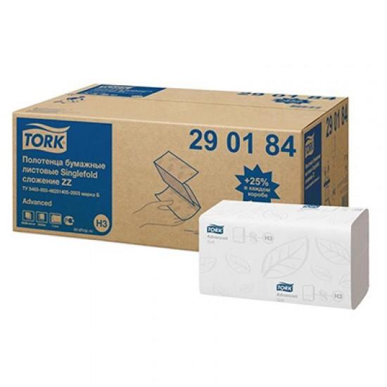 Prosoape pliate Tork, 2 straturi, 200 buc / pachet, 20 pac / bax