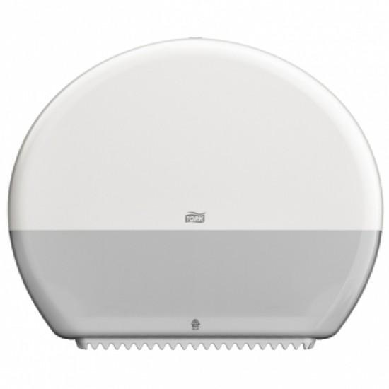 Dispenser hartie igienica mini Jumbo Tork alb