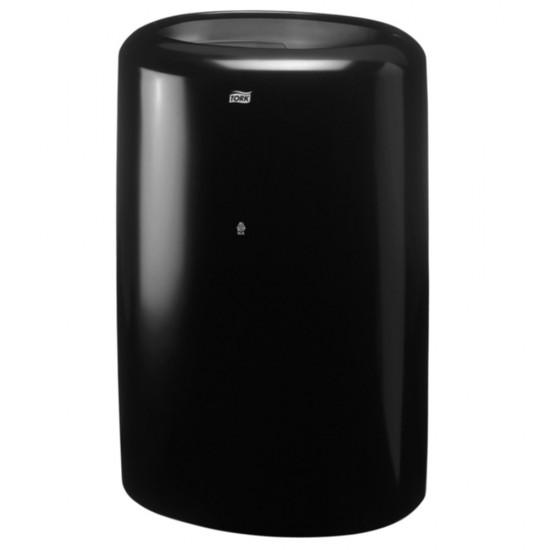 Cos gunoi negru Tork, 50 litri