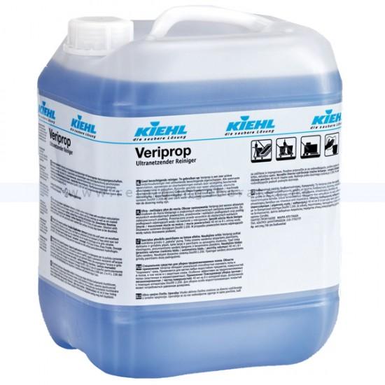 VERIPROP Manual/Automat-Detergent de intretinere cu efect de  curatare intensiv pt pavimente elastice, 10L, Kiehl