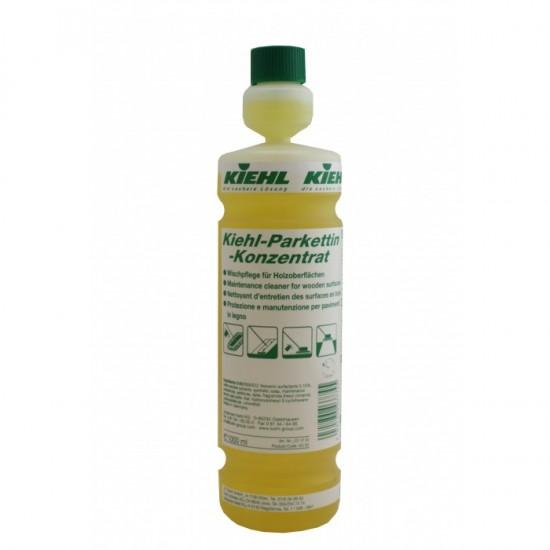 PARKETTIN Manual -detergent pentru intretinerea lemnului/parchetului, 1L, Kiehl